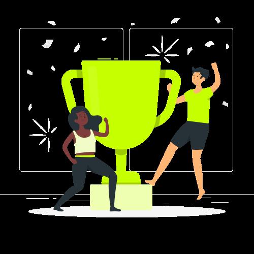 Winners-rafiki